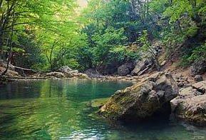 Ялта достопримечательности Большой каньон Крыма