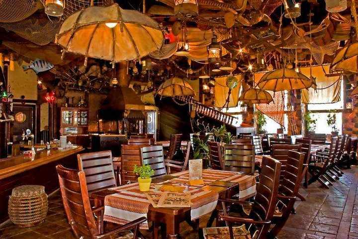 ресторан хуторок ля мер в ялте