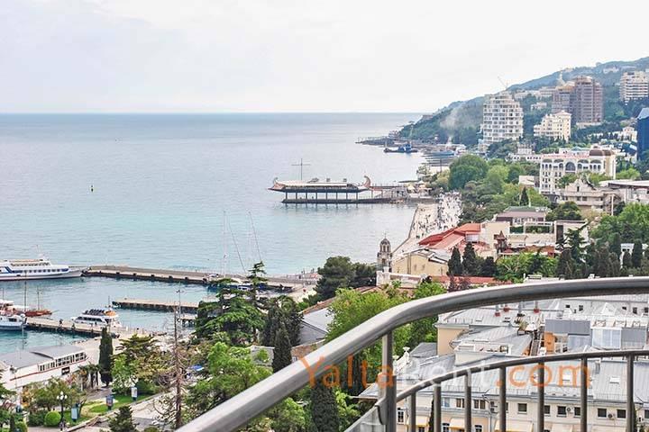 Апартаменты ялта снять самая дешевая недвижимость в европе